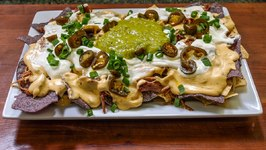 BBQ Pork Nachos  Game On  Episode 3