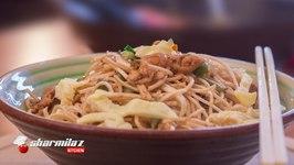 Chicken Hakka Noodles  Indo -Chinese Recipe  Chinese Recipe
