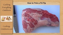 How To Trim A Tri Tip