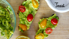 Avocado Toast - Healthy Breakfast