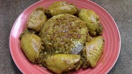 Slap Moan Char Miet-Cambodian Turmeric Chicken -Khmer Street Food