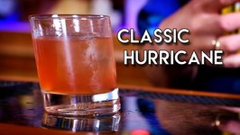 The Classic Hurricane With Fassionola Syrup