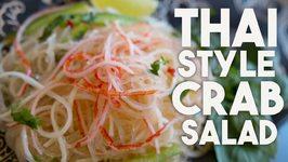 Thai Crab Noodle Salad