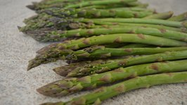 How to Grill Lemon Zest Asparagus with Verjus