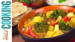 How To Make Quick Vegetable Curry