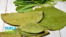 Spinach Dosa (Pregnancy Recipe)