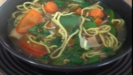 Asian Veg Noodle Soup