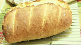 No Oven French Bread Loaf in Cooker