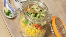 Noodle Soup Jars