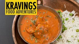 Jhinga Makhni - Shrimp Cooked In A Buttery Curried Gravy