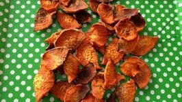 Homemade Healthy Sweet Potato Chips Recipe - Easy Snack Ideas