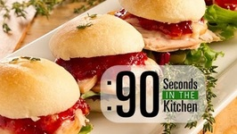 90 Second Mini Turkey Sliders