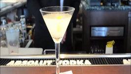 Mixology Absolut Tea Party Martini