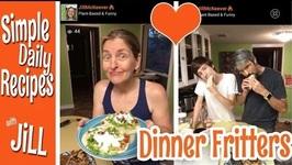 Winner Winner Dinner Fritters