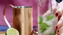 Gin Mule Cocktail Recipe