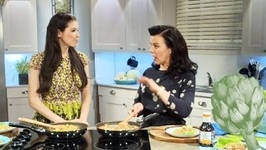 Debi Mazar's Cooking Tips
