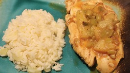 Hawaiian Chicken With Rice
