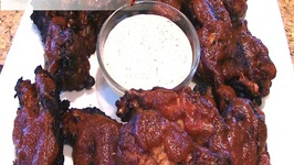 Tequila Chipotle BBQ Wings