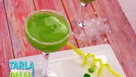 Kiwi Margharita (Mocktail)