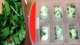 Quick Tips: Freezing Fresh Herbs