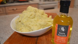 How to Cook Truffle Oil Mashed Potatoes
