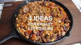 4 Ideas For Brisket Leftover