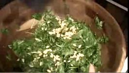 Braised Spinach