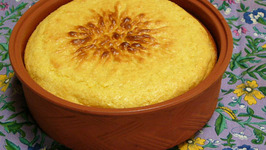 Chicken And Corn Pudding