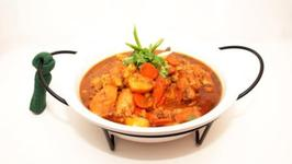 Easy Veal Fricassee
