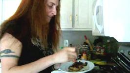 Ginger Peachy Shortcake