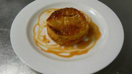 Bistro Pear Tart