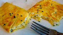 Algerian Omelette