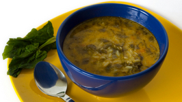 Spinach And Yogurt Soup