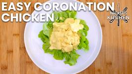 Easy Coronation Chicken - The Original Recipe