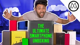 The ULTIMATE Smartphone Unboxing!