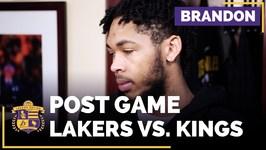 Brandon Ingram On Lakers Turnovers, Brook Lopez' Three-Point Shooting