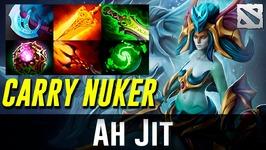 Ahjit Naga Carry Nuker Dota 2