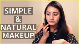 DIY Simple And Natural Makeup Tutorial For Beginners