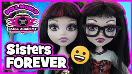 Monster High Doll Series Skull Academy S01 Ep09