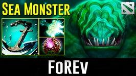 Forev Tidehunter SEA Monster Dota 2