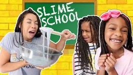 Slime School Homework Prank Fail - New Toy School