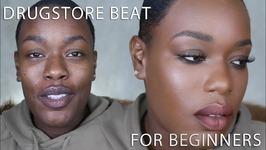 Beginner Friendly Drugstore Makeup Tutorial