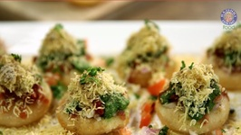 Sev Puri Smiles  McCain Smiles Recipe With A Desi Twist  Snacks Recipe  Upasana Shukla