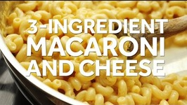 3-Ingredient, 10-Minute Macaroni and Cheese