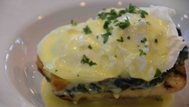 World's Best Eggs Benedict- Italian Style