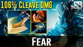 Fear Sven 106percent Cleave Damage Dota 2