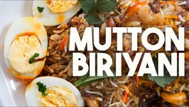 Mutton BIRIYANI-Lamb BIRIYANI - Easy Meat Recipe