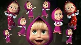 Masha And The Bear - Mawa And Kawa - Маша и Медведь Full Games Episodes The For Kids HD
