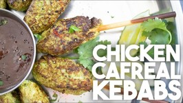 Chicken Cafreal Kebab - Twist To An Old Classic