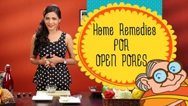 Skin Care Tips - Open Pores Home Remedies - How to Close Open Pores Permanently Caused By Pimples